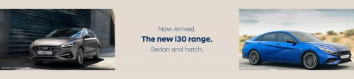 The new i30 Range